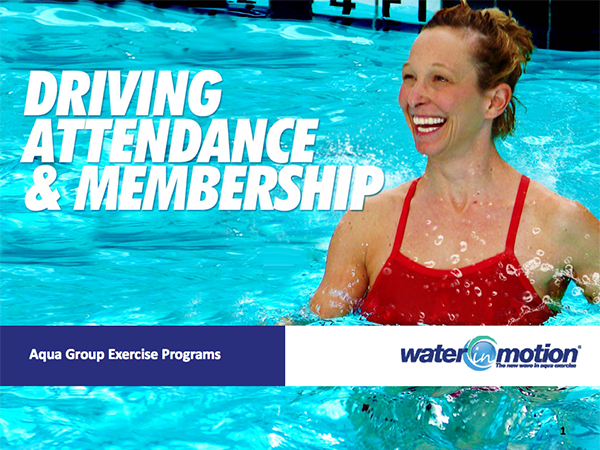 Driving Membership PPT
